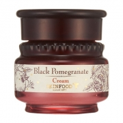 Black pomegranate cream