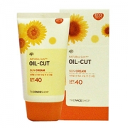 The Face Shop Natural Sun eco Oil-Cut Sun Cream