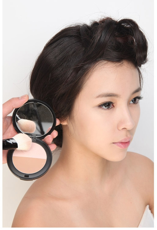 Phấn tạo khối 3CE - 3 CONCEPT EYES Magic Touch Face Maker_2