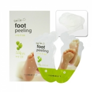 Tẩy da chết chân THE FACE SHOP Smile Foot Peeling