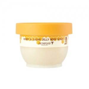 Tẩy da chết SKINFOOD Honey & Sugar Jelly Body Scrub