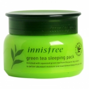 Mặt nạ ngủ Innisfree Green Tea Sleeping Pack