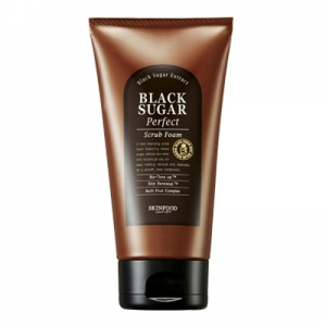 Sữa rửa mặt Skinfood Black Sugar Perfect Scrub Foam