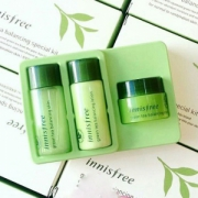 Bộ dưỡng mini Innisfree Green Tea Balancing special kit