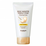 Sửa rửa mặt SKINFOOD Egg White Perfect Pore Cleansing Foam