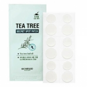 Miếng dán mụn SKINFOOD Tea Tree Secret Spot Patch