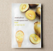Mặt nạ miếng Innisfree It's Real Squeeze Mask Kiwi