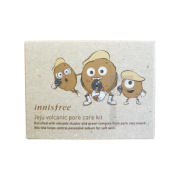Bộ dưỡng mini Innisfree Jeju Volcanic Pore Care kit
